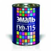 Эмаль ПФ-115 Красная