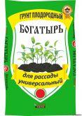 "Почва грунт ""Богатырь"""