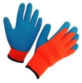 Перчатки акриловые со вспененным покрытием (производство Россия)