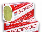 Минеральная плита ISOROC ИЗОЛАЙТ 50кг/м.куб.