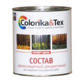 """Состав алкидный деревозащитный """"Colorika & Tex"""""""