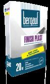 Шпатлёвка Bergauf Finish Plast 20 кг финишная полимерная